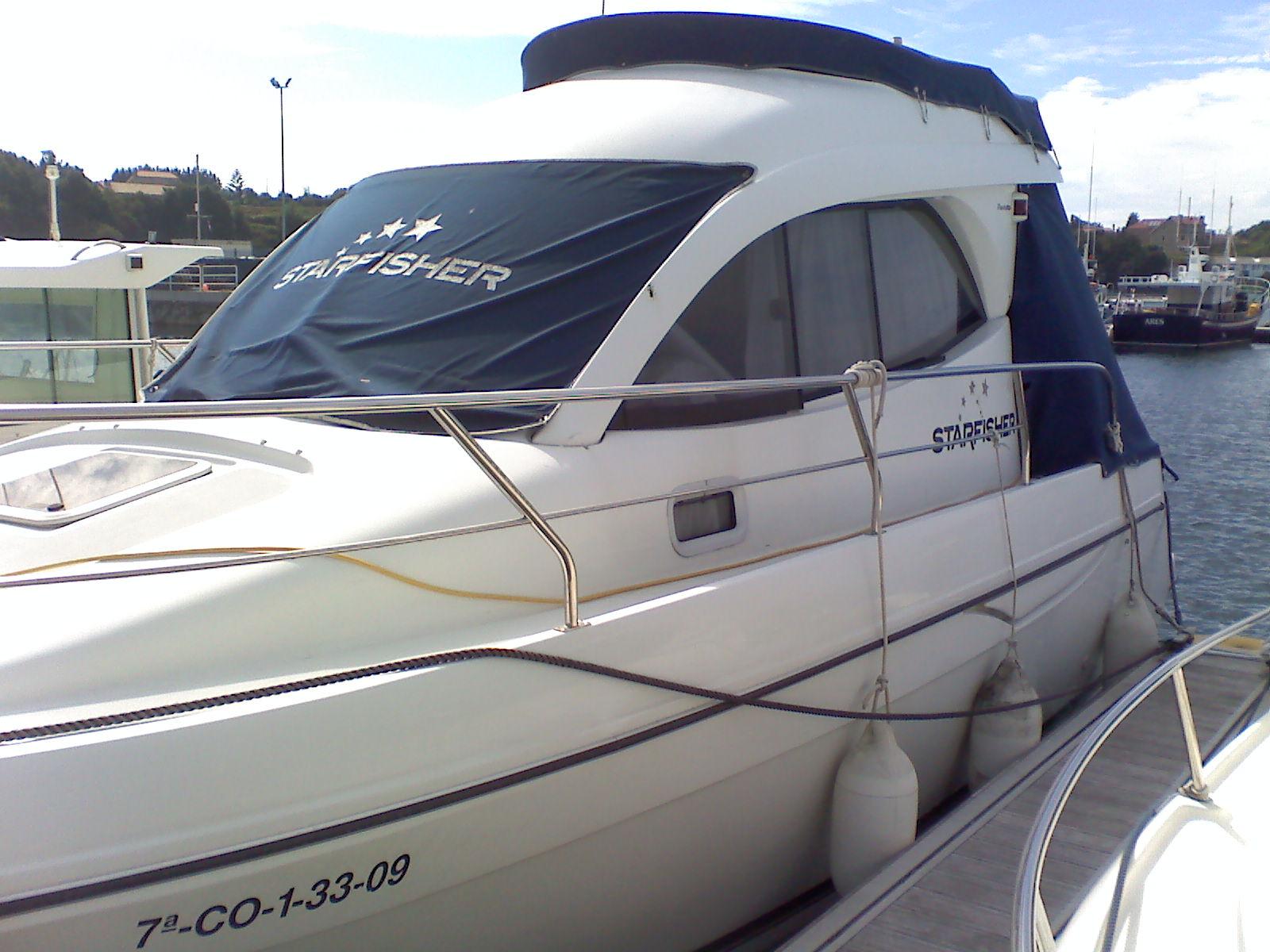 Seguro Barco a Motor a Todo Riesgo-Condiciones Españolas e Inglesas